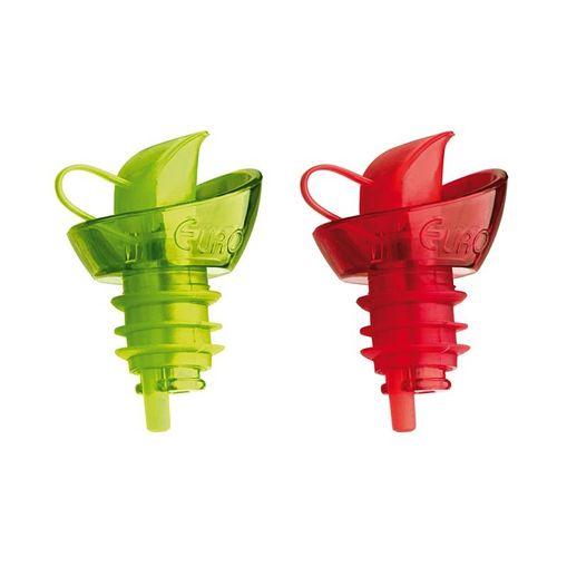 Conjunto de Bicos Dosadores Coloridos 2 Peças Euro