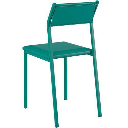 Conjunto de 2 Cadeiras 1709 – Carraro - Turquesa