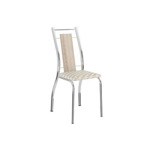 Conjunto de 2 Cadeiras Napa Anis e Retrô