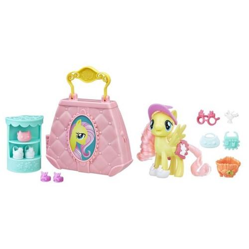 Conjunto de Figuras My Little Pony E0187 Hasbro Fluttershy Fluttershy