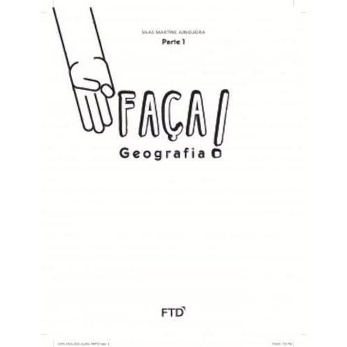 Conjunto Faça - Geografia - 3º Ano - Ensino Fundamental I - 3º Ano