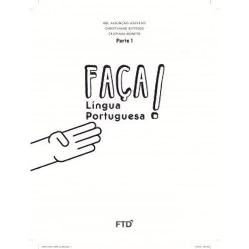 Conjunto Faça - Língua Portuguesa - 4 Ano - Ensino Fundamental I - 4 Ano