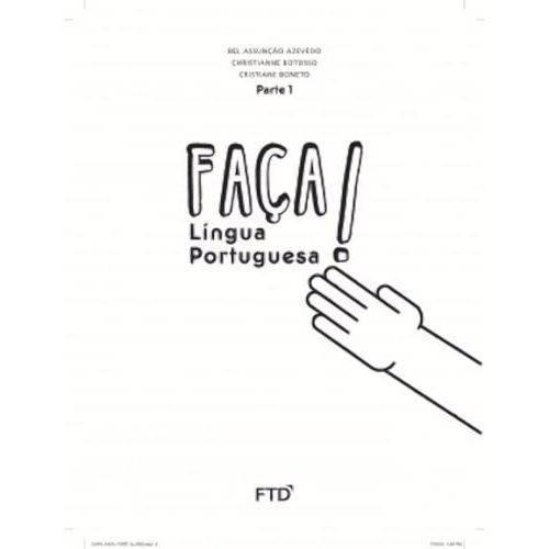 Conjunto Faça - Lingua Portuguesa - 5º Ano - Ensino Fundamental I - 5º Ano