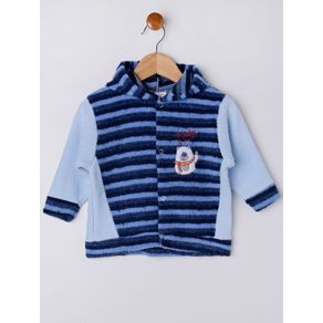 Conjunto Infantil para Bebê Menino - Azul Marinho P