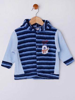 Conjunto Infantil para Bebê Menino - Azul Marinho