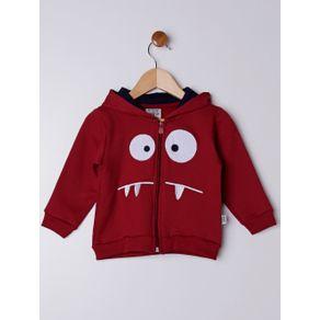 Conjunto Infantil para Bebê Menino - Vermelho/azul M