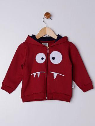 Conjunto Infantil para Bebê Menino - Vermelho/azul
