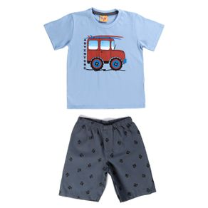 Conjunto Infantil para Menino - Azul 3