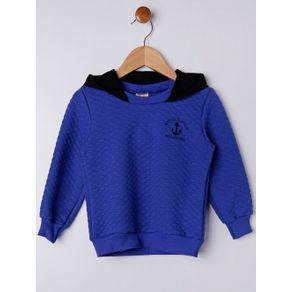 Conjunto Infantil para Menino - Azul/preto 2