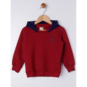 Conjunto Infantil para Menino - Vermelho/azul Marinho 1
