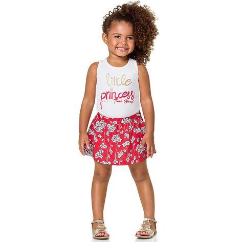 Conjunto Little Princess 1