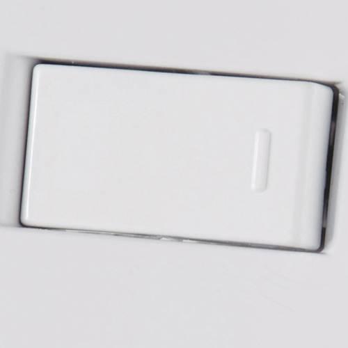 Conjunto Montado Liz 4x2 - 1 Interruptor Simples + 1 Tomada NBR 14136 10A - 250V~(afastadas) - Tramontina