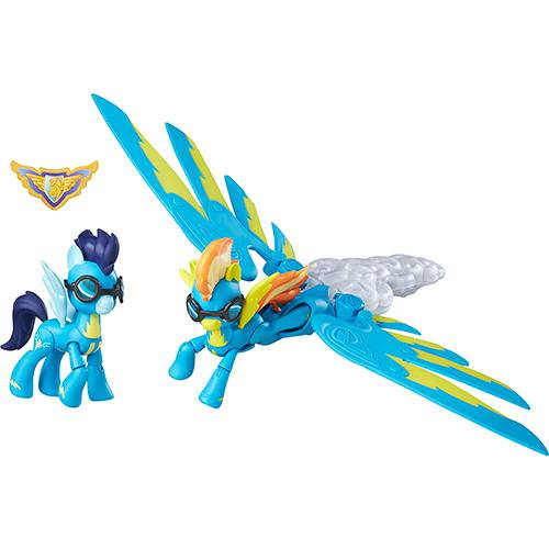 Conjunto My Little Pony Goh Wonderbolts - Hasbro