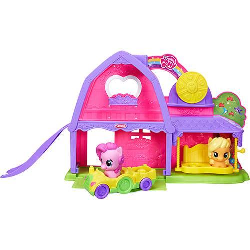 Conjunto My Little Pony Rancho Apple Jack - Hasbro