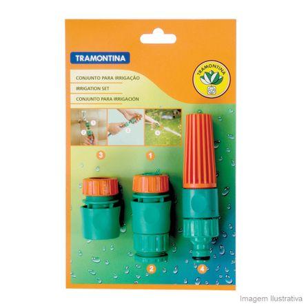 Conjunto para Irrigação 78580/610 Engates Rápidos Tramontina
