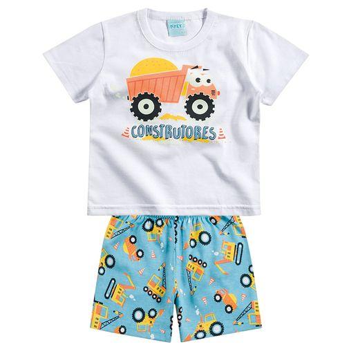 Conjunto Pijama - Construtores - Kyly 1