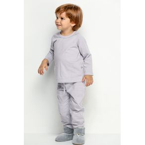 Conjunto Pijama Masculino Infantil Malha - Circus 2