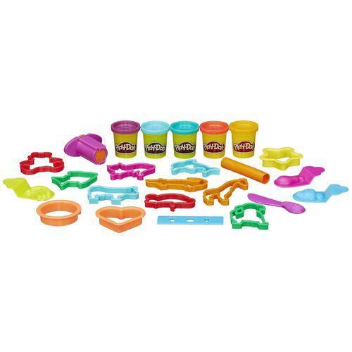 Conjunto Play-Doh Balde de Atividades - Hasbro