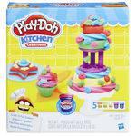 Conjunto Play-Doh Bolos Divertidos