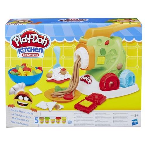 Conjunto Play-Doh - Fabrica de Macarrao HASBRO