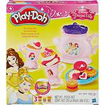 Conjunto Play-Doh Hora do Chá Princesas Disney - Hasbro