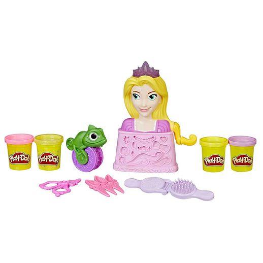 Conjunto Play Doh Salão da Rapunzel - Hasbro
