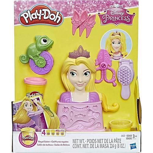 Conjunto Play-Doh Salão Rapunzel - Hasbro