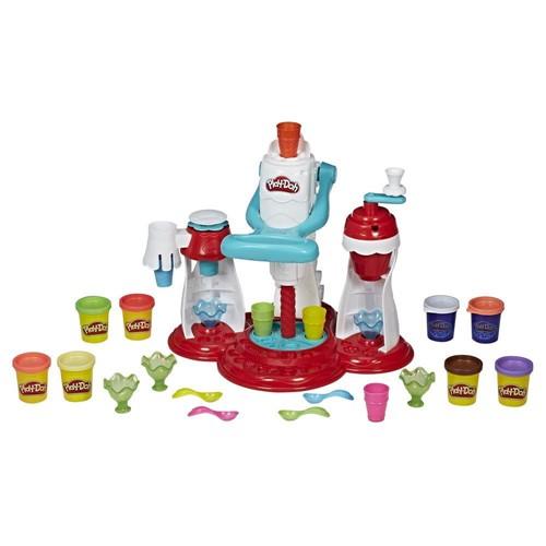 Conjunto Play-Doh Supermaquina de Sorvetes