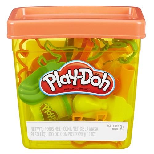Conjunto Playdoh Balde de Atividades Hasbro