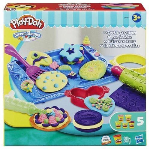 Conjunto Playdoh Biscoitos Divertidos Hasbro
