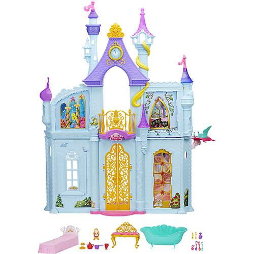 Conjunto Princesas Disney Castelo Real - Hasbro