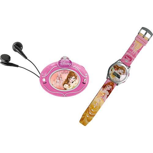 Conjunto Rádio FM+ Relógio Digital Bella - Candide