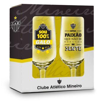 Conjunto 2 Taças - Atlético Mineiro