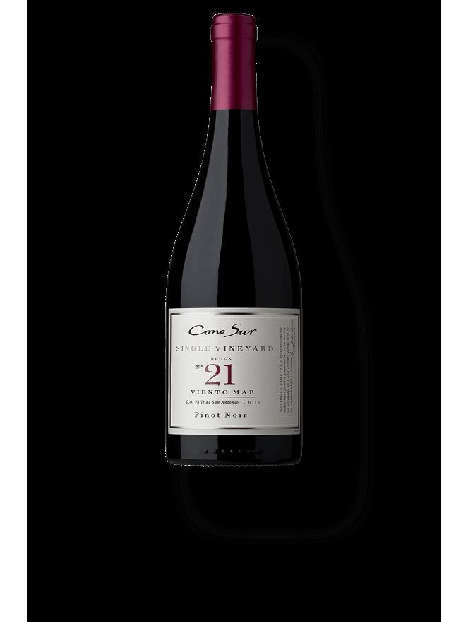 """Cono Sur Single Vineyard Pinot Noir Block 21 """"Viento Mar"""" 2016"""