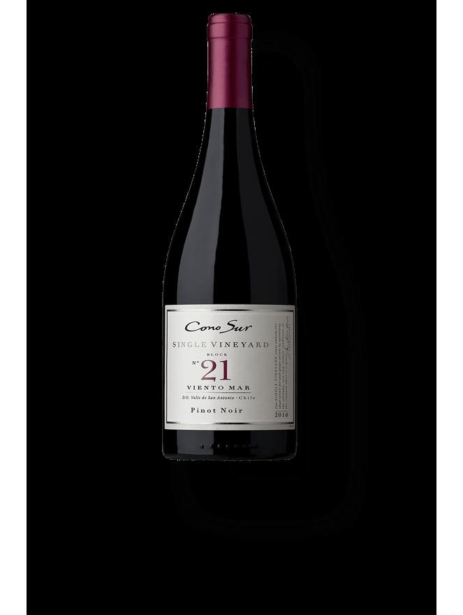 """Cono Sur Single Vineyard Pinot Noir Block 21 """"Viento Mar"""""""