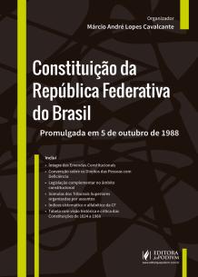 Constituição da República Federativa do Brasil (2018)