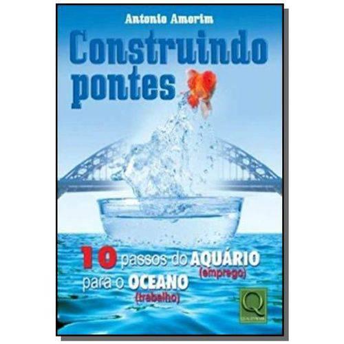 Construindo Pontes - Passos do Aquário (emprego) para o Oceano (trabalho)