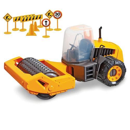Constrution Machines Compactor