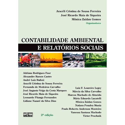 Contabilidade Ambiental e Relatórios Sociais