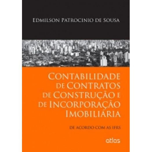Contabilidade de Contratos de Construção e de Incorporação Imobiliária