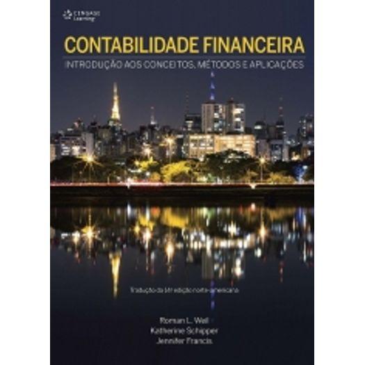 Contabilidade Financeira - Cengage