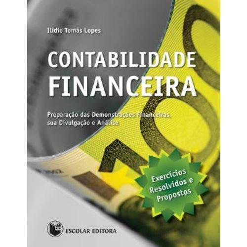 Contabilidade Financeira-Preparação das Demonstrações Financeiras,S.A Divulgação e Análise