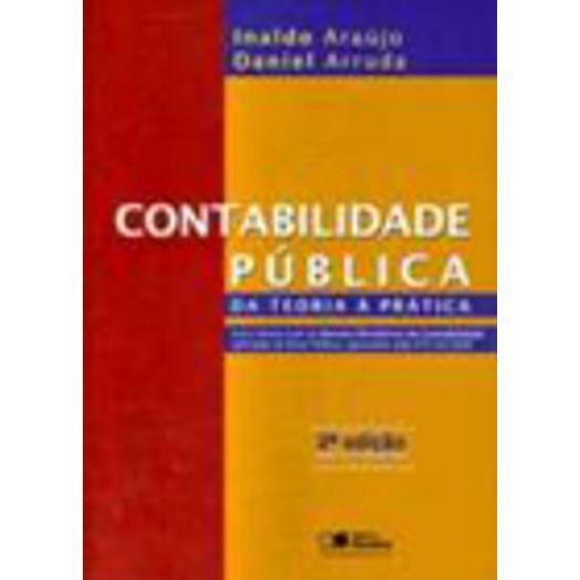 Contabilidade Publica - Saraiva