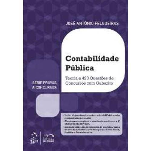 Contabilidade Publica - Teoria e 420 Questoes de Concursos com Gabarito