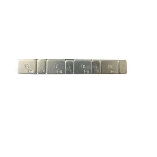 Contrapeso Pastilhado de Aco 60 Gramas 5/5 com 50 Pecas - Stampjet
