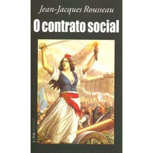Contrato Social, o - 631 - Lpm Pocket