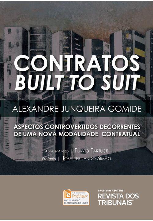 Contratos Built To Suit - 1ª Edição