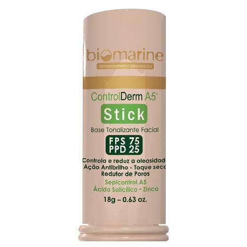 Control Derm A5 Stick Fps75 Biomarine - Base em Bastão