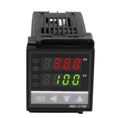 Controlador de Temperatura Rex C-100 - Ssr