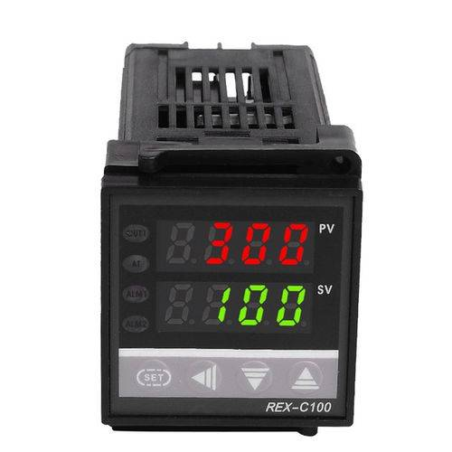 Controlador de Temperatura Rex C-100 - Relé